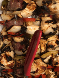 Cooked Kabobs