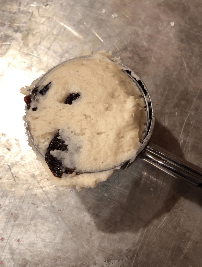 #16 Leveled Scomuffie Dough