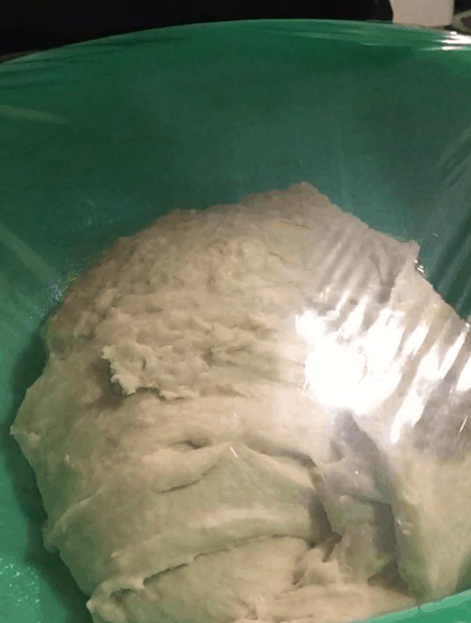 Dough Plastic Wrap