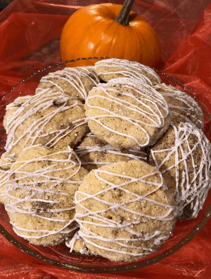 Pumpkin Spice Scomuffie