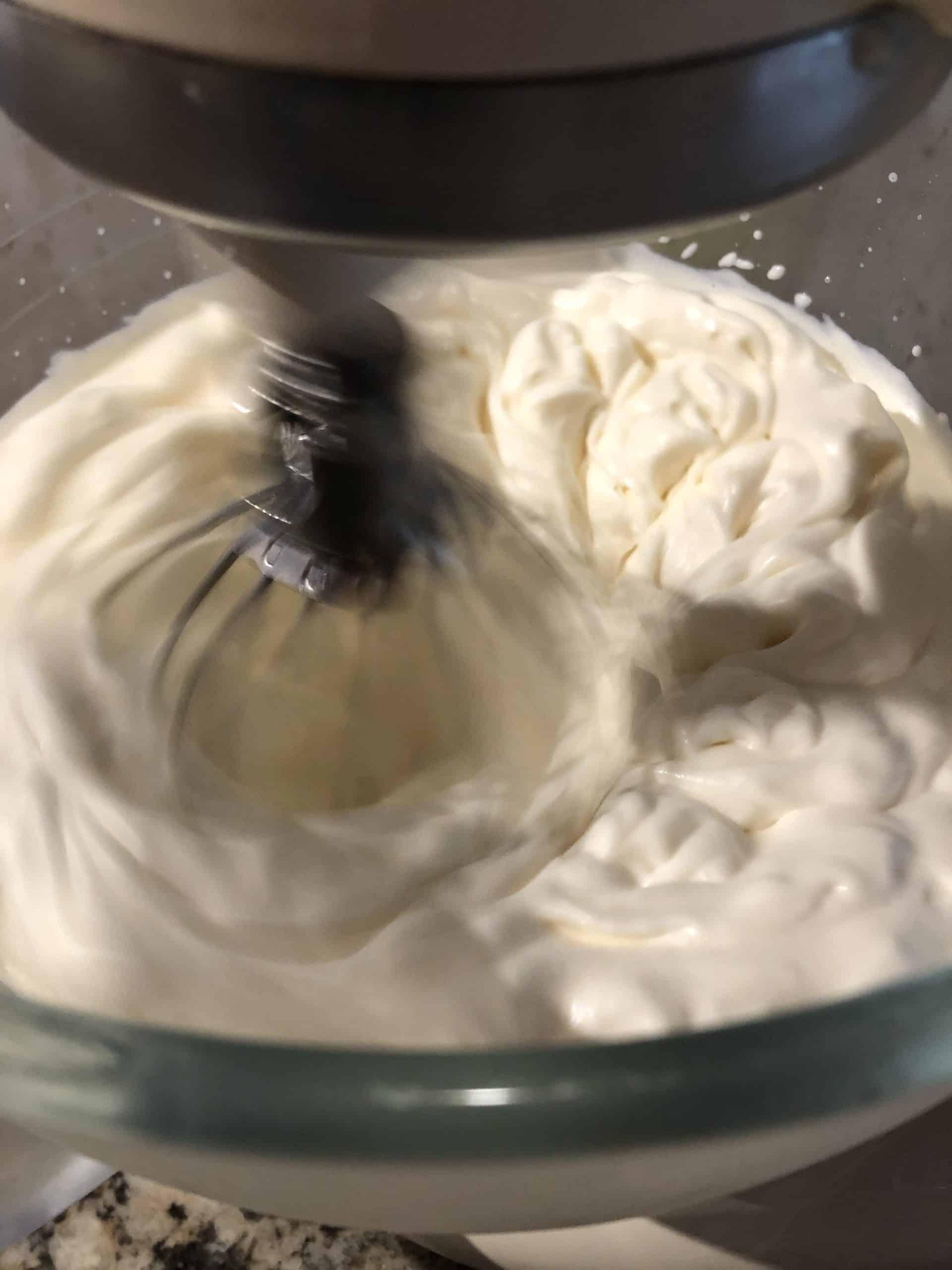 Evaporated Milk Mixing (Final stage)
