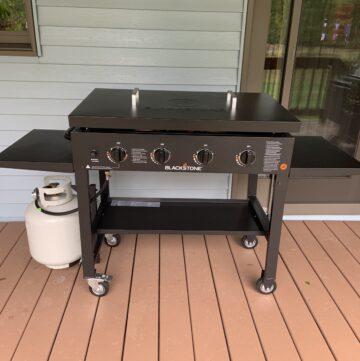 Blackstone Griddle Grill