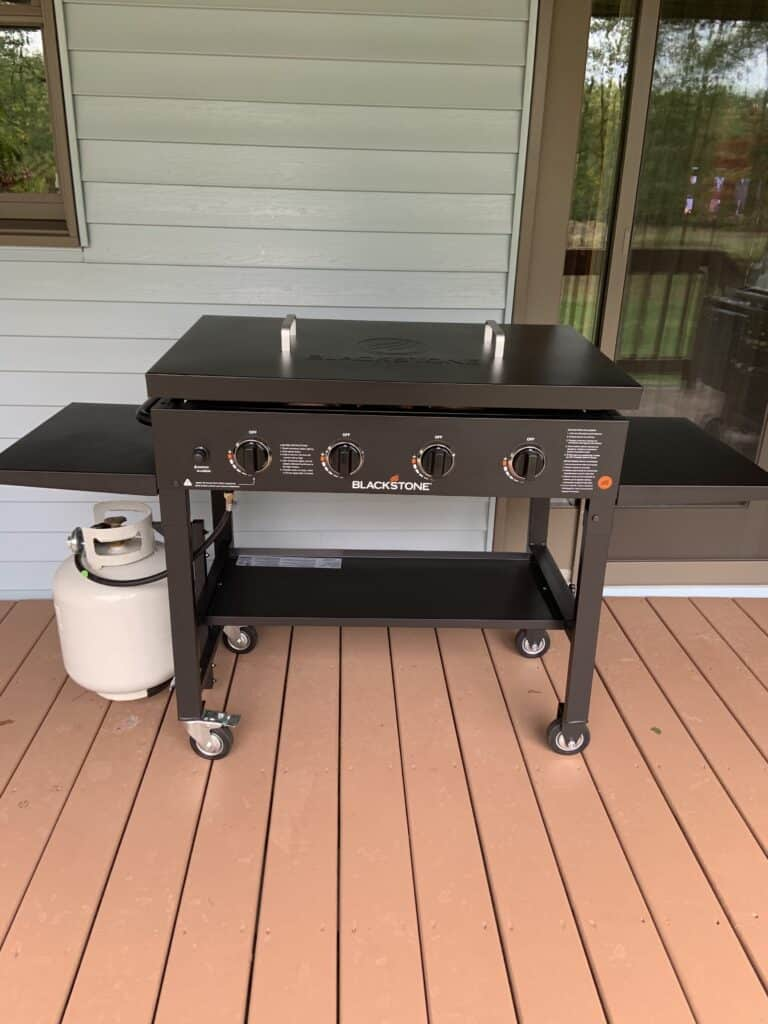 Blackstone Griddle Grill