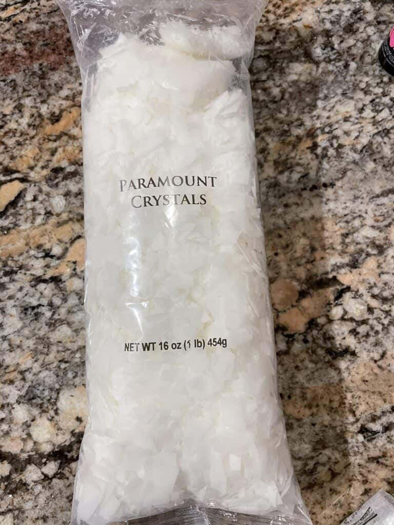 Bag of Paramount Crystals