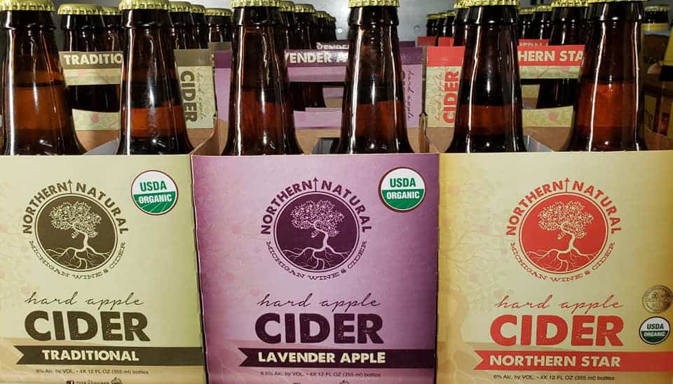 Northern Natural Hard Cider's