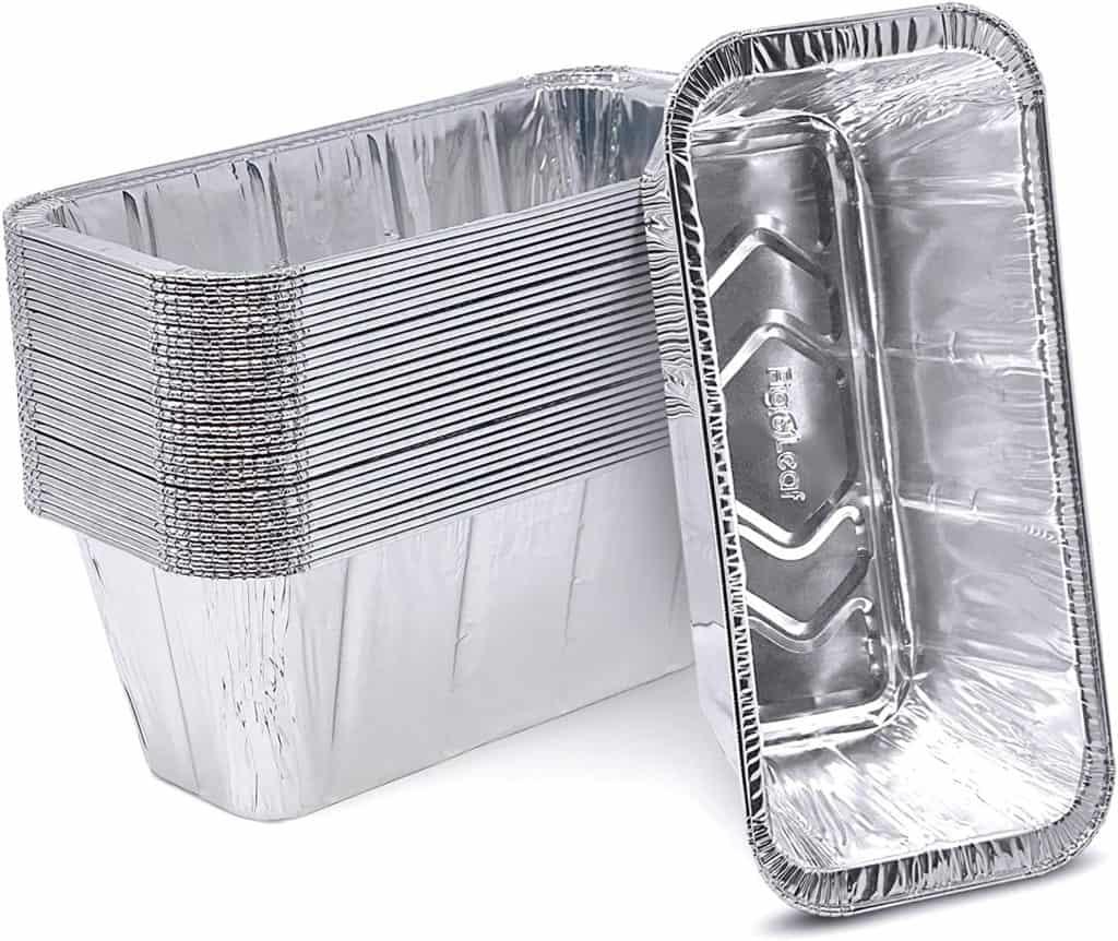 Disposable Foil Drip Pans