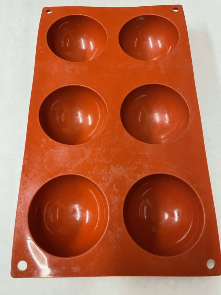 Large Cocoabombs Mold - 2 3/4 inches