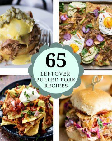 65 Leftover Pulled Pork Recipes