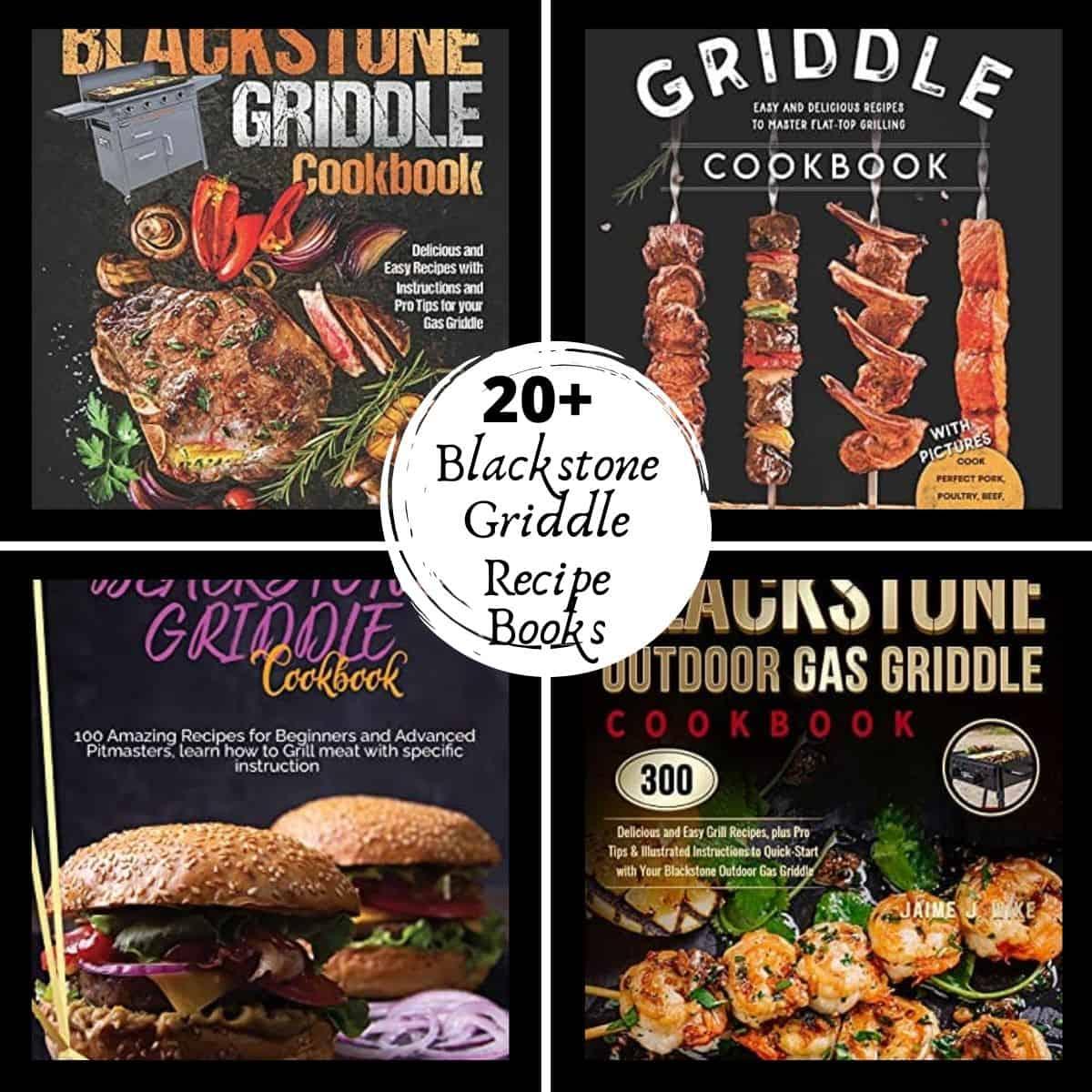 20+ Blackstone Griddle Recipe Books