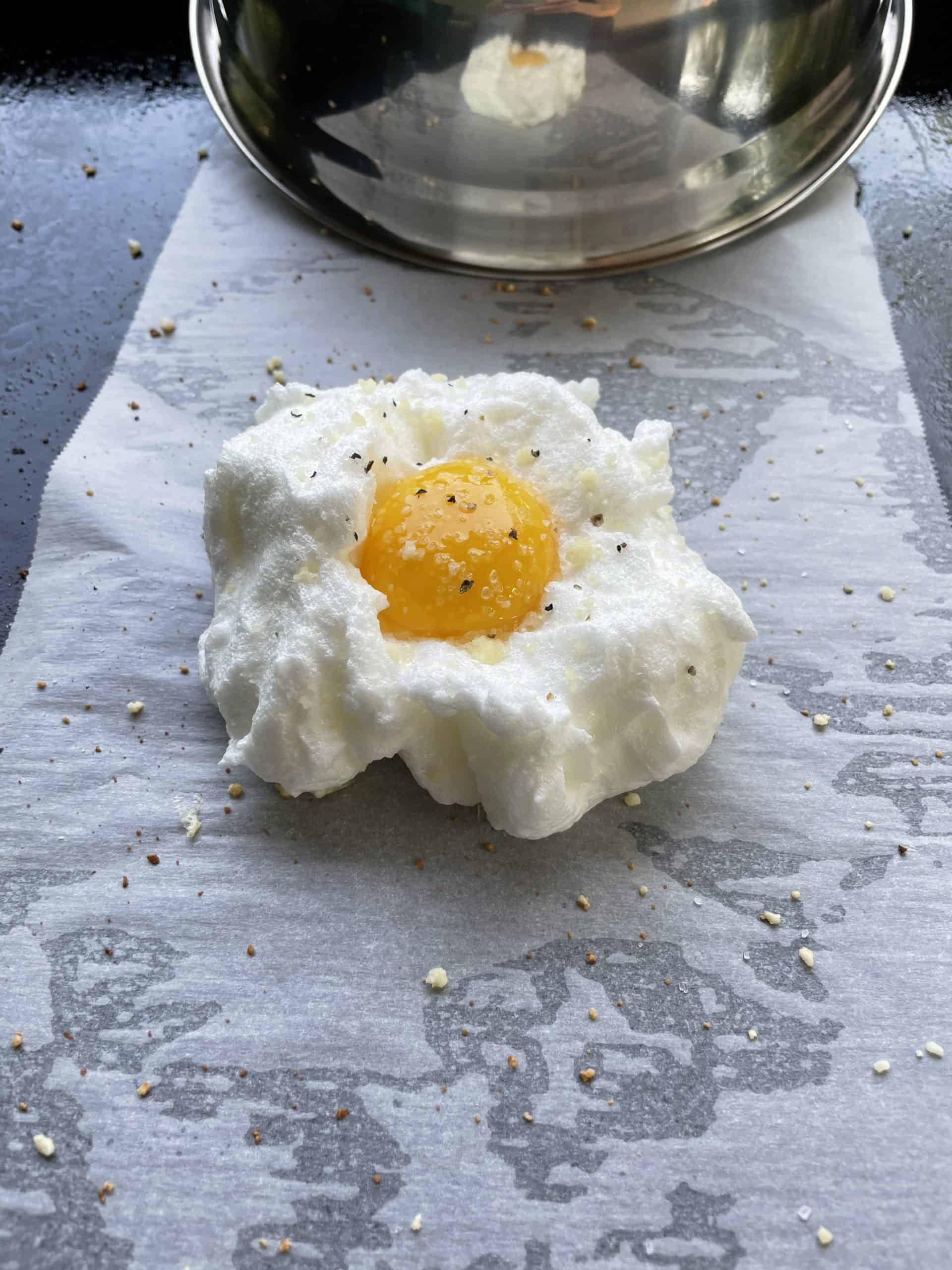 Griddle Cloud Egg
