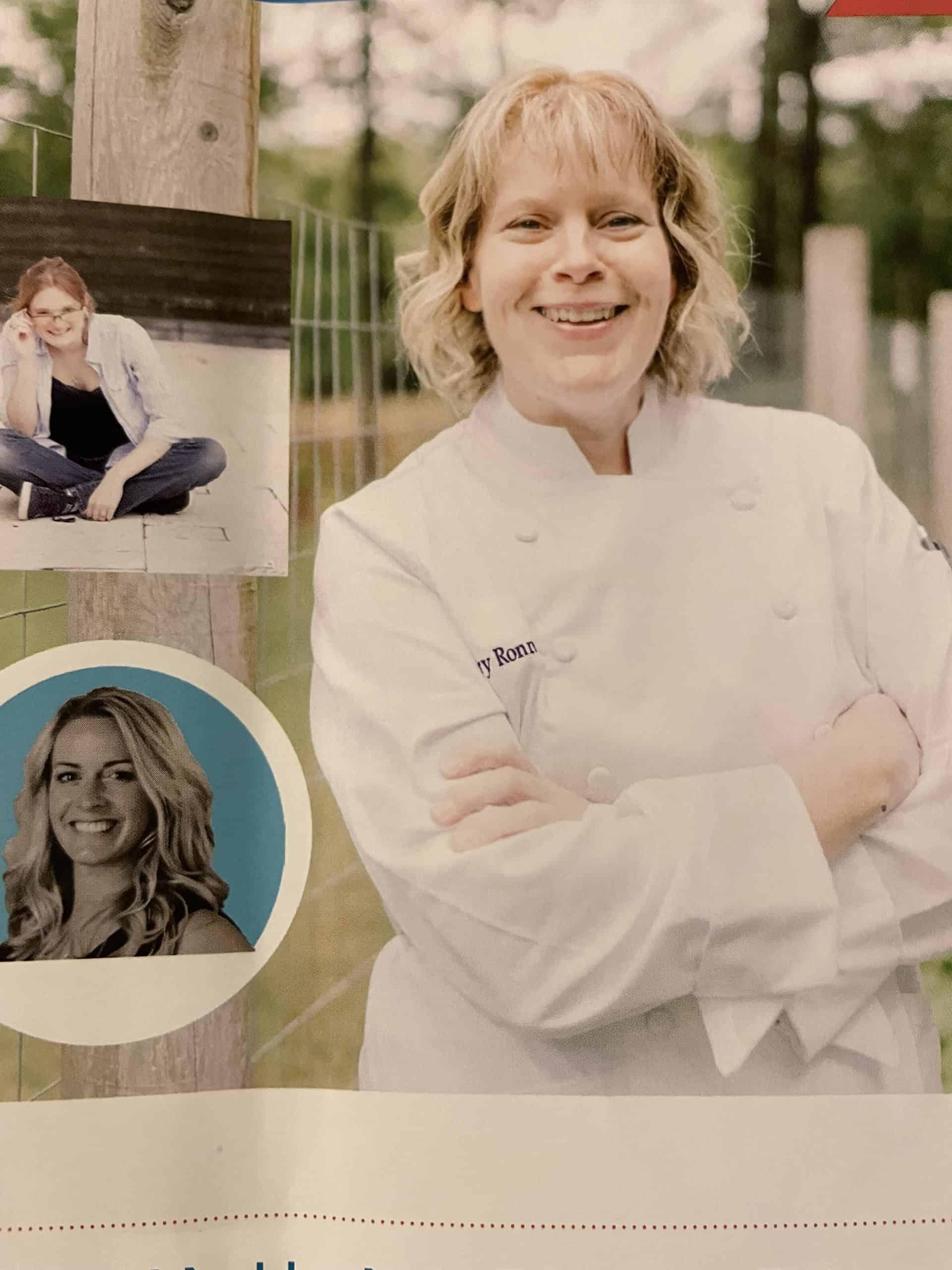 Northwestern Michigan College, Nexus magazine Alumni featuring Sherry Ronning